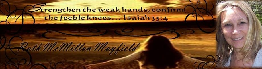 www.ruthmcmillanmayfield.com