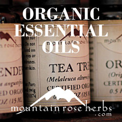 Organic herbs, spices, teas and oils.   Your order through this link supports our ministry!